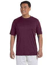 Custom Embroidered Champion CW22 Men Double Dry 4.1 Oz. Interlock T-Shirt at GotApparel