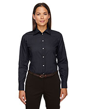 Devon & Jones Classic D620W Women Crown Collection  Solid Broadcloth at GotApparel