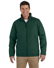 Devon & Jones Classic D785 Men Reversible Jacket at GotApparel