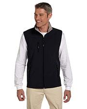 Devon & Jones Classic D996 Men Soft Shell Vest at GotApparel