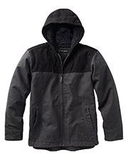 Dri Duck DD5058 Men 12 oz. 100% Cotton Canvas Hooded Terrain Jacket at GotApparel