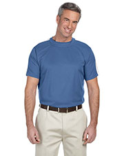 Devon & Jones Sport DG370 Men Dri Fast Advantage Mesh Mock at GotApparel