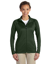 Devon & Jones Classic DG420W Women Stretch Tech-Shell  Compass Full-Zip at GotApparel