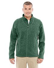 Devon & Jones Classic DG793 Men Bristol Full-Zip Sweater Fleece Jacket at GotApparel