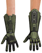 Halloween Costumes DG89997CH Boys Master Chief Gloves One Size at GotApparel