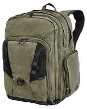 Dri Duck DI1039 Heavy Duty Traveler Canvas Backpack at GotApparel