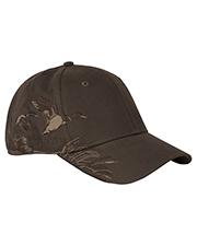 Dri Duck DI3254 Mallard Structured Mid-Profile Hat at GotApparel