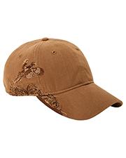 Dri Duck DI3352 Pheasant Flight Structured Mid-Profile Hat at GotApparel