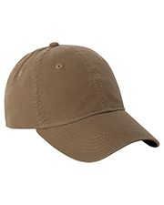 Dri Duck DI3356 Highland Unstructured Low-Profile Canvas Hat at GotApparel