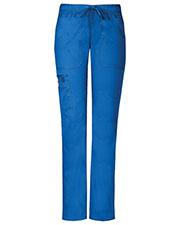 Dickies Medical DK100P Women Low Rise Straight Leg Drawstring Pant at GotApparel