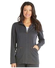 Dickies Medical DK302 Women Warm-up Jacket at GotApparel