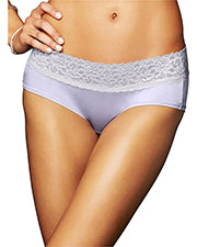 Maidenform DM004 Women Dream Hipster With Lace at GotApparel