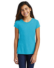 District DT130YG Girls Perfect Tri ® Tee at GotApparel