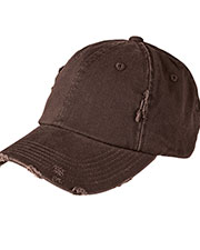 District DT600 Men Distressed Cap at GotApparel