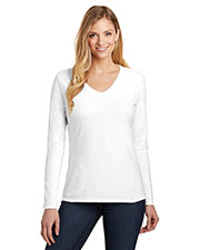 District DT6201 Women 4.3 oz Very Important Tee®Long Sleeve at GotApparel