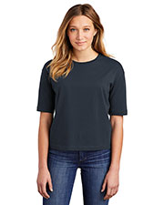 District DT6402 Women V.I.T. ™ Boxy Tee at GotApparel