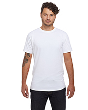 Custom Embroidered Econscious EC1007U Men 5.5 oz Organic USA Made T-Shirt at GotApparel