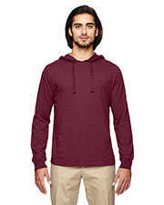 Custom Embroidered Econscious EC1085 Unisex 4.25 Oz. Blended Eco Jersey Pullover Hoodie at GotApparel