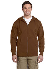Custom Embroidered Econscious EC5650 Men 9 Oz. Organic/Recycled Full-Zip Hood at GotApparel