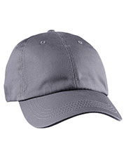 Custom Embroidered Econscious EC7060 Unisex Recycled Polyester Unstructured Baseball Cap at GotApparel