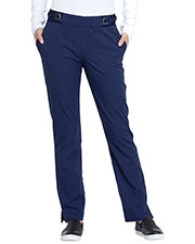 EL145P Mid Rise Tapered Leg Pull-on Pant at GotApparel
