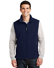 Port Authority F219 Men Value Fleece Vest at GotApparel