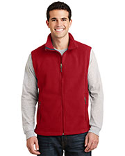 Port Authority F219 Men Value Fleece Vest at GotApparel