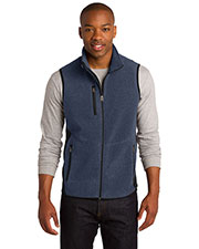 Port Authority F228 Men R-Tek Pro Fleece Full-Zip Vest at GotApparel