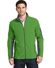 Port Authority F233 Men Summit Fleece Full Zip Jacket at GotApparel