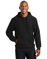 Sport-Tek® F281 Men Super Heavyweight Pullover Hooded Sweatshirt at GotApparel