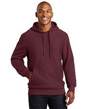 Sport-Tek® F281 Men Super Heavyweight Pullover Hooded Sweatshirt at GotApparel