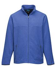 Tri-Mountain F7608 Men Alpine Polar Fleece Jacket With Slash Zippered Pocket at GotApparel