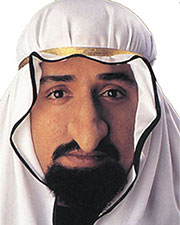 Halloween Costumes FA142 Men Sheik Fagin Nose at GotApparel