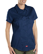 Dickies Workwear FS574 Women 5.25 oz. Twill Shirt at GotApparel