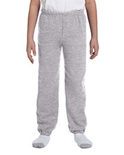 Gildan G182B Boys Heavy Blend 8 Oz. 50/50 Sweatpants at GotApparel
