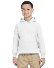 Gildan G185B Boys Heavy Blend 8 Oz. 50/50 Hood at GotApparel