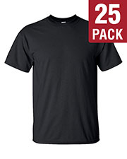 Gildan G200T Unisex Ultra Cotton Tall 6 Oz. Short-Sleeve T-Shirt 25-Pack at GotApparel