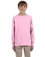 Gildan G240B Boys Ultra Cotton 6 oz. Long-Sleeve T-Shirt at GotApparel
