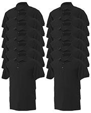Gildan G280 Men Ultra Cotton 6 Oz. Jersey Polo 12-Pack at GotApparel