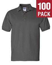 Gildan G280 Men Ultra Cotton 6 Oz. Jersey Polo 100-Pack at GotApparel
