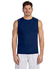Gildan G427 Men Performance 4.5 oz. Sleeveless T-Shirt at GotApparel