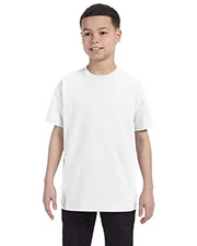 Gildan G500B Boys Heavy Cotton 5.3 oz. T-Shirt at GotApparel