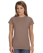 Gildan G640L Women Softstyle 4.5 oz. Fit T-Shirt at GotApparel