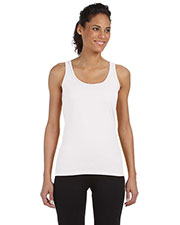 Gildan G642L Women Softstyle 4.5 oz. Fit Tank at GotApparel