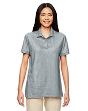 Gildan G728L Women Dryblend Double Pique Sport-Shirt at GotApparel