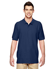 Gildan G828 Adult Premium Cotton 6.5 Oz. Double Pique Polo Shirt at GotApparel