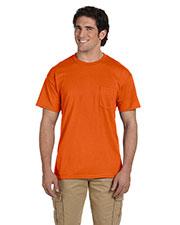 Gildan G830 Men Dryblend  5.6 Oz. 50/50 Pocket T-Shirt at GotApparel