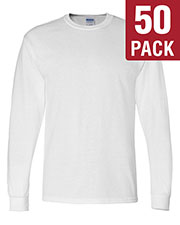 Gildan G840 Men Dryblend 5.6 Oz. 50/50 Long-Sleeve T-Shirt 50-Pack at GotApparel