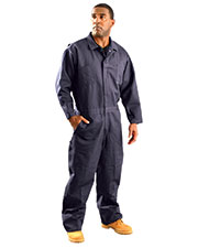 OccuNomix G909I Men Classic Indura Flame Resistant HRC 2 Coverall at GotApparel