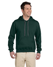 Gildan G925 Men Premium Cotton 9 oz. Ringspun Hooded Sweatshirt at GotApparel